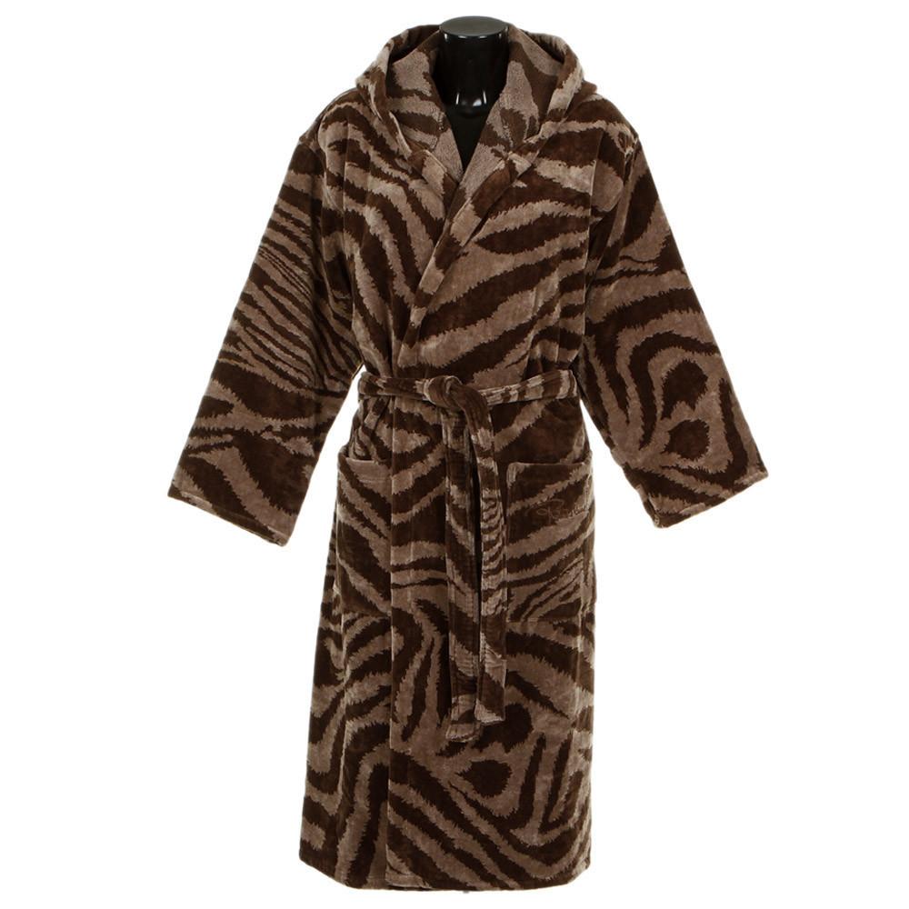 Халаты Халат велюровый Roberto Cavalli Zebra коричневый italyansky-mahrovy-halat-zebra-ot-roberto-cavalli-8.jpg