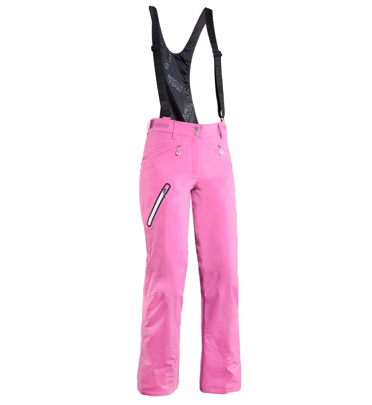 Брюки горнолыжные 8848 Altitude Ritha женские Neon Pink