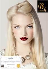 blond s zheltinkoj