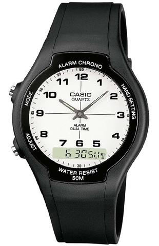 Купить Наручные часы Casio AW-90H-7BVDF по доступной цене