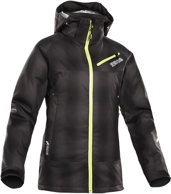 Горнолыжная куртка 8848 Altitude Anville Jacket черная