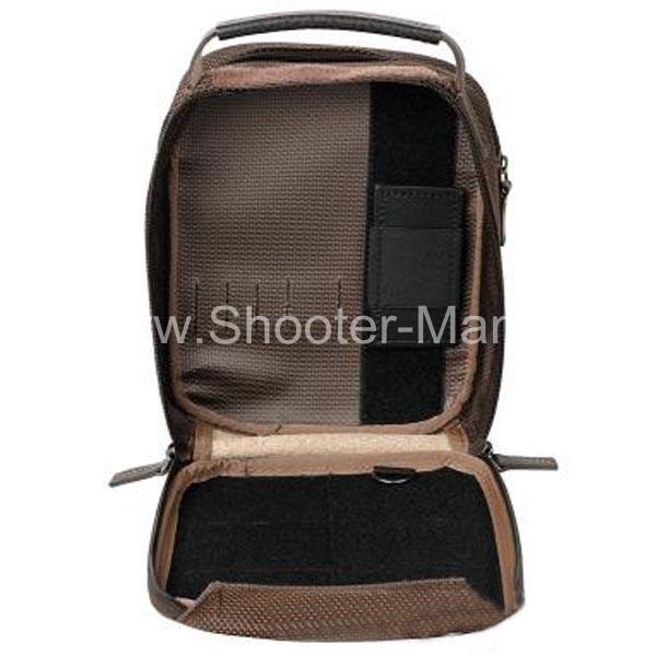Сумка - кобура для пистолета №1 комбинированная фото