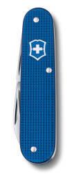 Армейский нож 84 мм LE 2012 Cadet 5 Colors, алюминиевая рукоять, синий, 0.2600.L1222