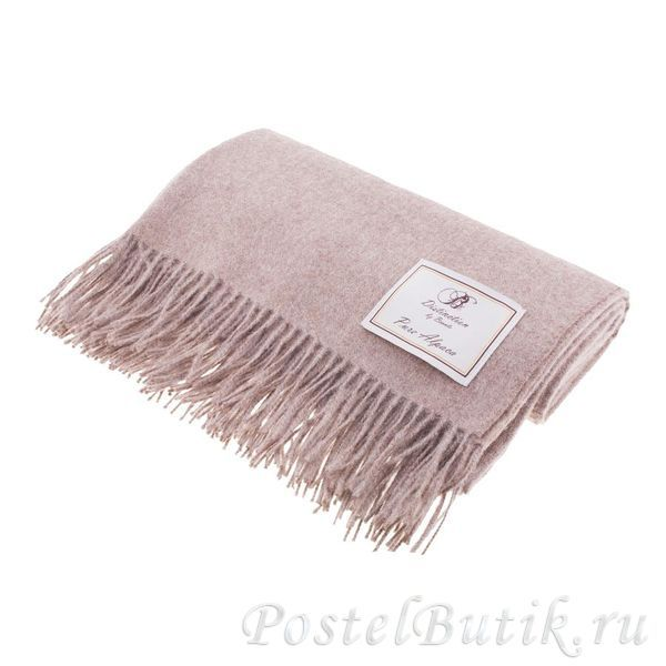 Пледы Плед 130х200 Bronte Alpaca Natural Brown коричневый elitnyy-pled-sherstyanoy-alpaca-natural-brown-ot-bronte.jpg