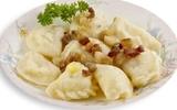 Вареники с картошкой и шкварками 0,5 кг от Ольги Большаковой