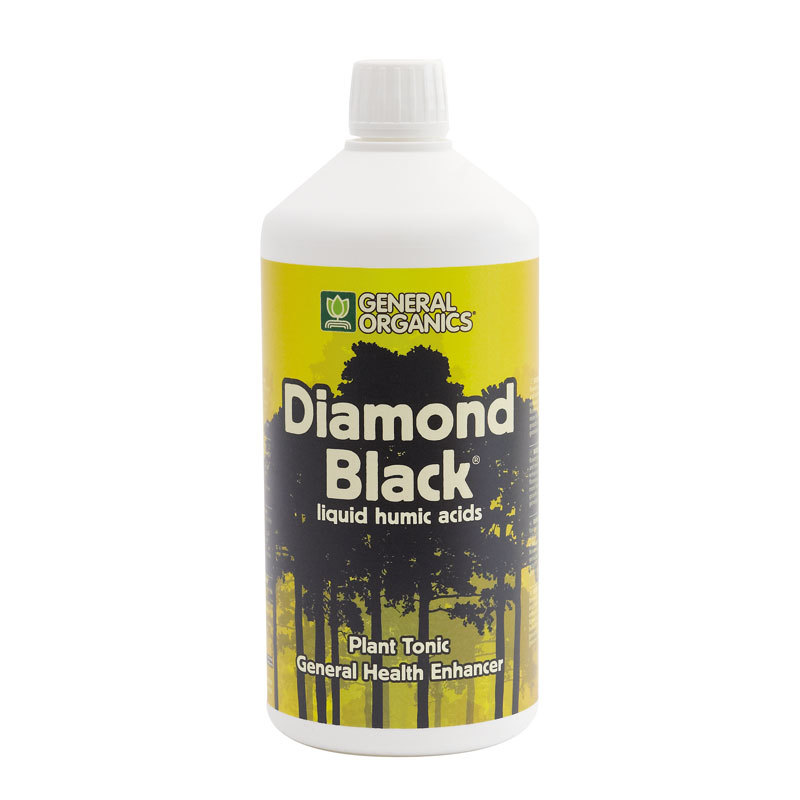 GO Diamond Black 1л