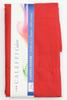 Наволочки 2шт 50х70 Caleffi Tinta Unita красные