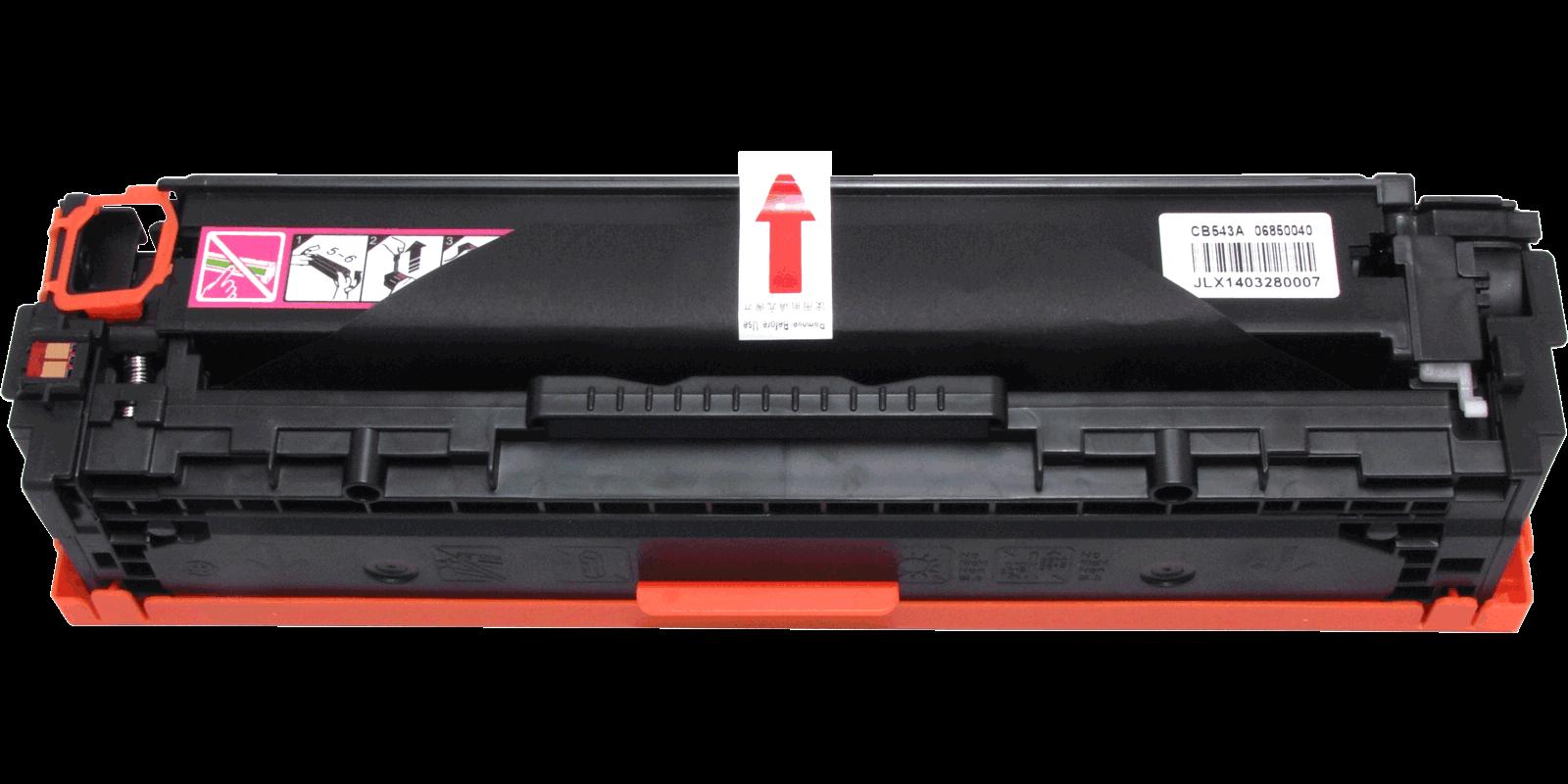 ULTRA №125A CB543A/Cartridge 316, 716, 416, 116 пурпурный (magenta), для HP/Canon, до 1400 стр.