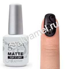 Harmony Gelish Matte Top 15 ml