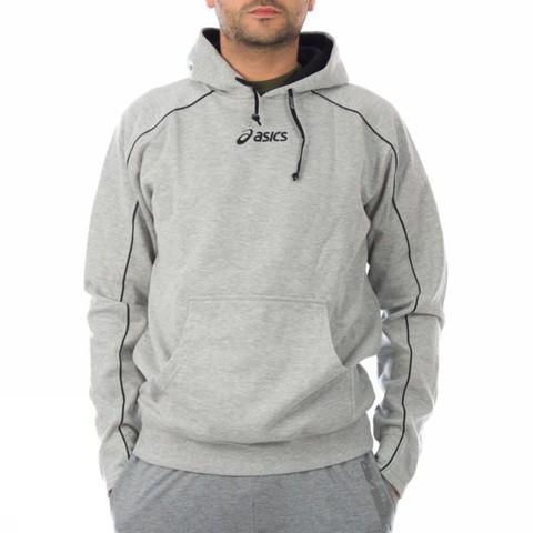 Мужская толстовка Asics Felpa hood (T669Z8 0094) grey