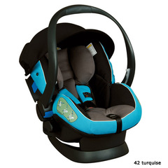 Автокресло-переноска BeSafe iZi Sleep + BeSafe IZI Sleep Isofix Base (БиСейф)