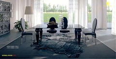 стол обеденный  15-18 by Steel Arts