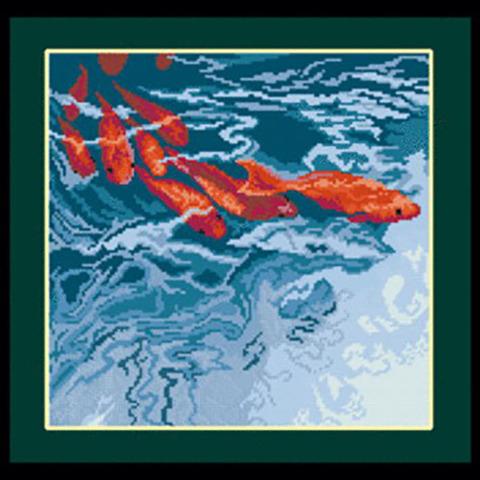 Рыбки 376