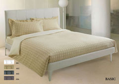 Постельное белье 2 спальное Roberto Cavalli Basic белое