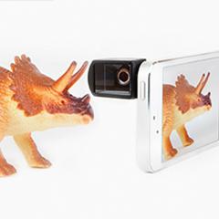 Угловой объектив для телефона