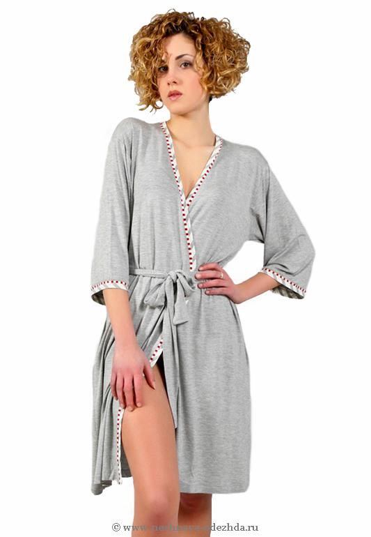 Женский домашний халат Pepita (Женские халаты)