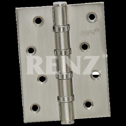 Фурнитура - Навес универсальный без колпачка Renz 100-4BB FH, цвет никель матовый