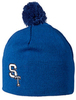 Шапка ST Knitted Ski Hat Blue