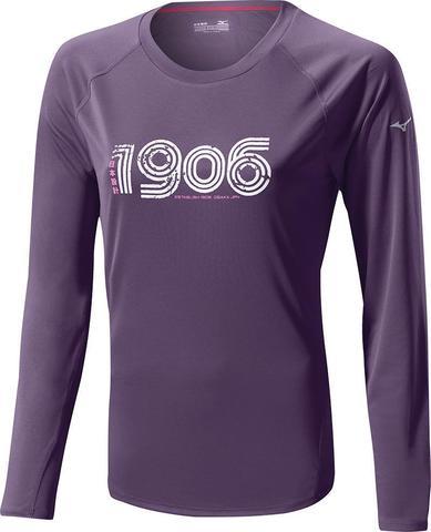 Беговая рубашка Mizuno Drylite 1906 L/S TEE женская