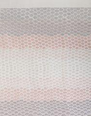 Элитный пододеяльник Calipso серый жемчуг от Luxberry