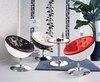 кресло с поворотным механизмом  02-81 ( by Simple Chair  )