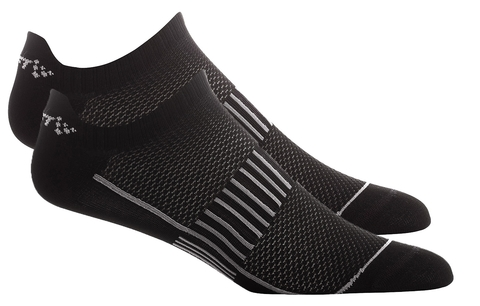 Носки короткие Craft Basic 2-Pack Cool 2 пары черные (1900747-2999)