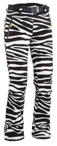 Горнолыжные Брюки 8848 Altitude Wei женские Black Zebra