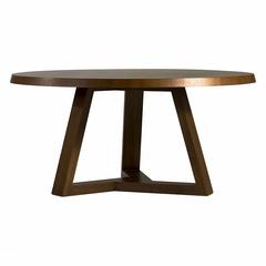 стол обеденный  tripod dining table 155 sm