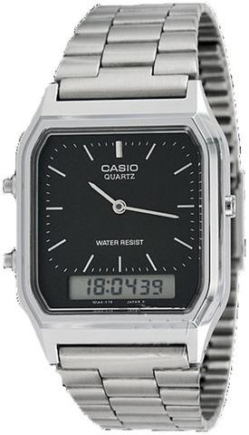 Купить Электронные наручные часы Casio AQ-230A-1DUQ по доступной цене