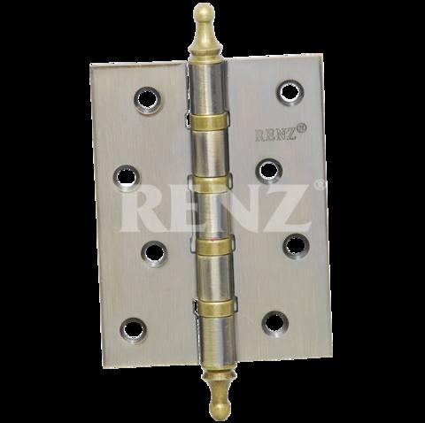 Фурнитура - Навес универсальный с колпачком Renz 100-4BB СH, цвет бронза античная