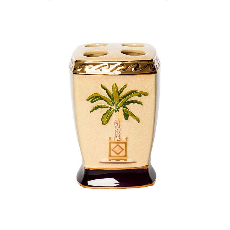 Стакан для зубных щёток Banana Palm от Avanti