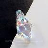 6015 Подвеска Сваровски Polygon Drop Crystal AB (21 мм)