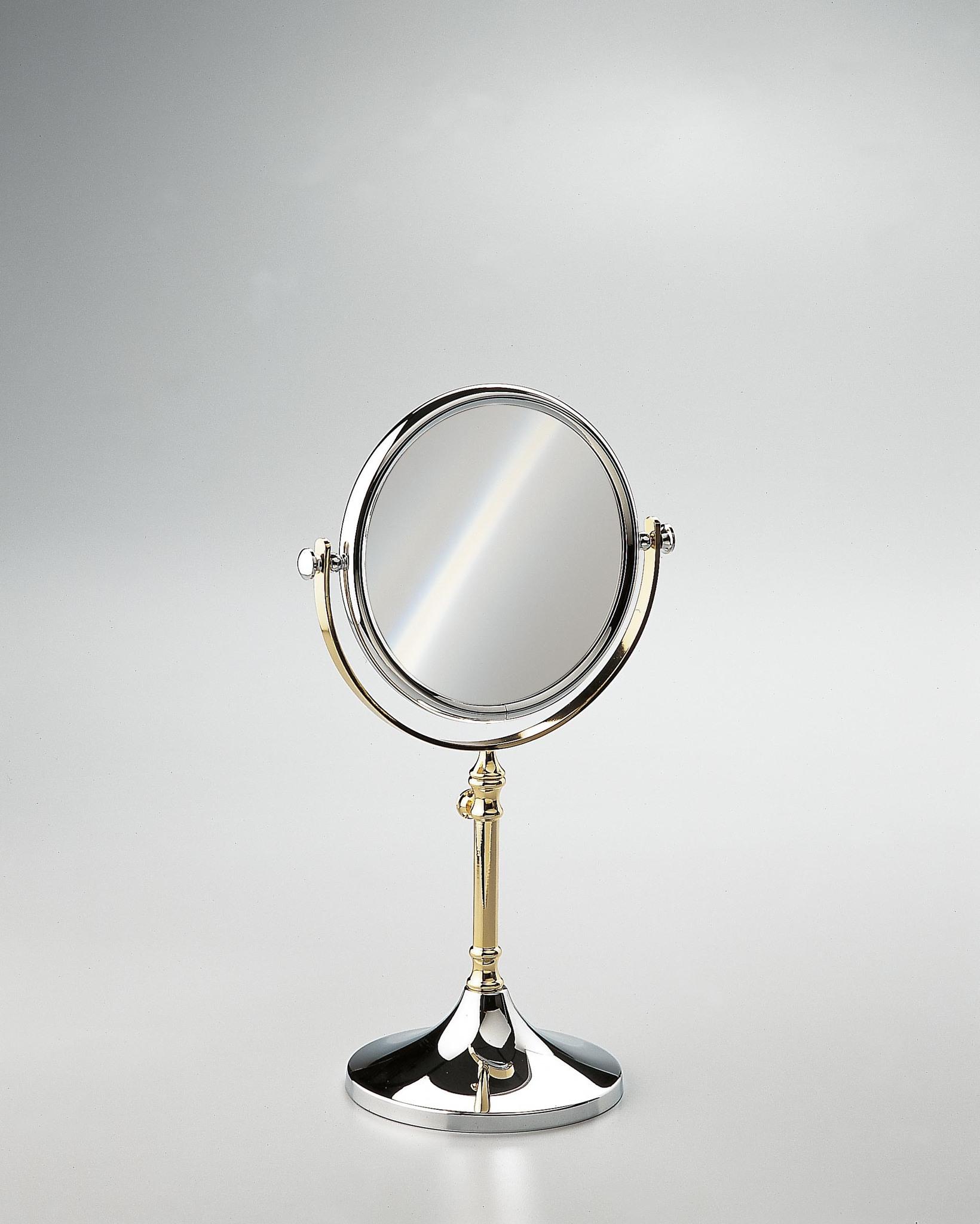 Зеркала Зеркало косметическое Windisch 99104CRO 3X elitnoe-zerkalo-kosmeticheskoe-99104-ot-windisch-ispaniya.JPG