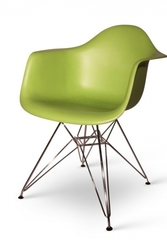 стул eams dar зеленый