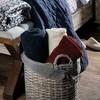 Элитный коврик для ванной Chester темно-синий от Casual Avenue