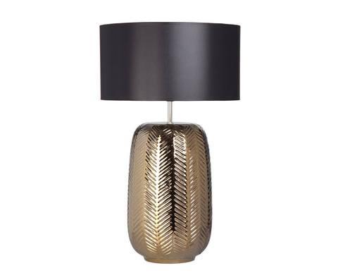 Элитная лампа настольная Gold коричневая от Sporvil