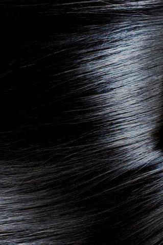 Накладка из натуральных волос Magic Strands -Оттенок1-натуральный черный-длина 38 см