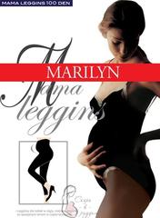 Mama Marilyn. Леггинсы для беременных с микрофиброй, 100 ден