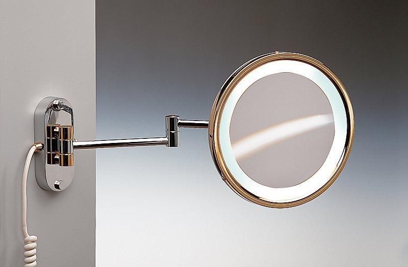 Зеркала Зеркало косметическое Windisch 99180CRO 3X elitnoe-zerkalo-kosmeticheskoe-99180-ot-windisch-ispaniya.jpg