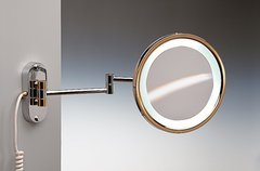 Элитное зеркало косметическое 99180CRO 3X от Windisch