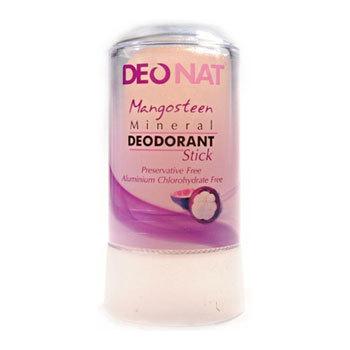 Минеральный дезодорант-кристалл с мангостином DeoNat