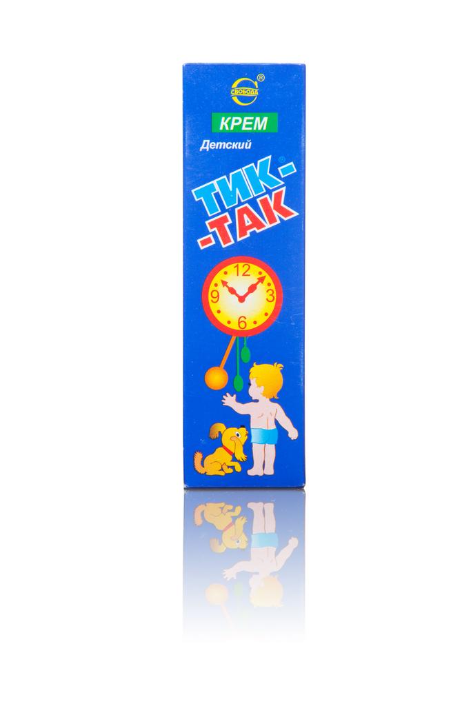 Свобода детский крем Тик-Так 41 г.