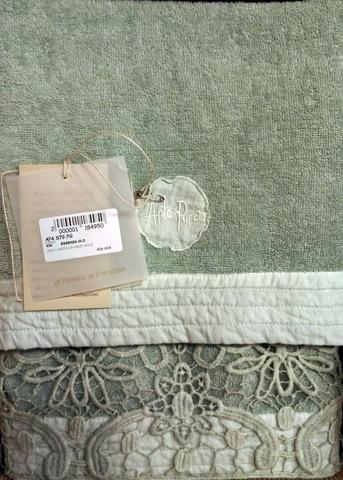 Набор полотенец 2 шт Arte Pura 4.879.PG 409 лазурь