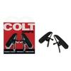Вибрирующие зажимы для сосков для женщин Colt Grips