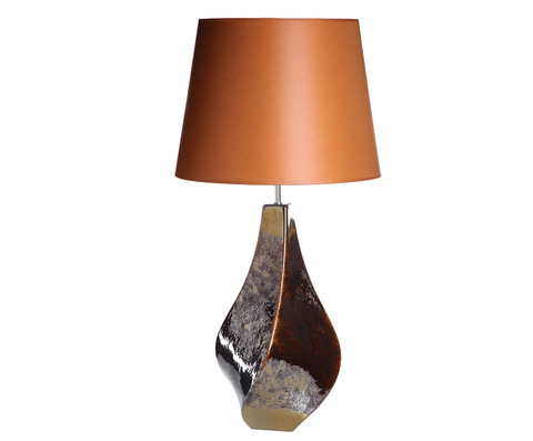 Элитная лампа настольная Gold оранжевая от Sporvil