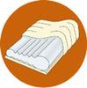 Элитная подушка ортопедическая re Vita Ergonomic от Paradies