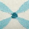 Элитный коврик для ванной Boudoir 370 бирюзовый от Abyss & Habidecor