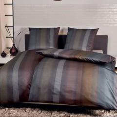 Постельное белье 1.5 спальное Janine Messina 4749 kupfer-bronze-graphit