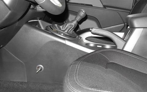 Гарант Консул 22031.L для KIA SPORTAGE /2014-/ М6 R-вперед