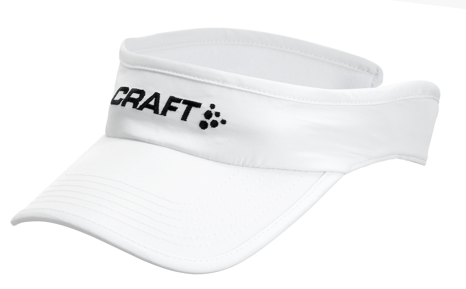Козырек Craft Running Visor white (190732/1900)